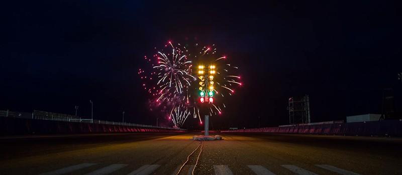 Aerial Fireworks